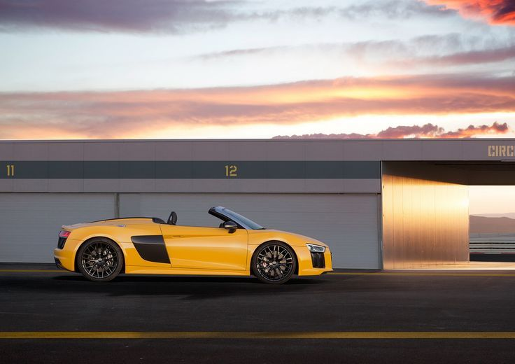 Cool Audi 2017: New 2017 Audi R8 V10 Spyder Arrives In The US From $175,100...  Audi Check more at http://carsboard.pro/2017/2017/03/22/audi-2017-new-2017-audi-r8-v10-spyder-arrives-in-the-us-from-175100-audi/