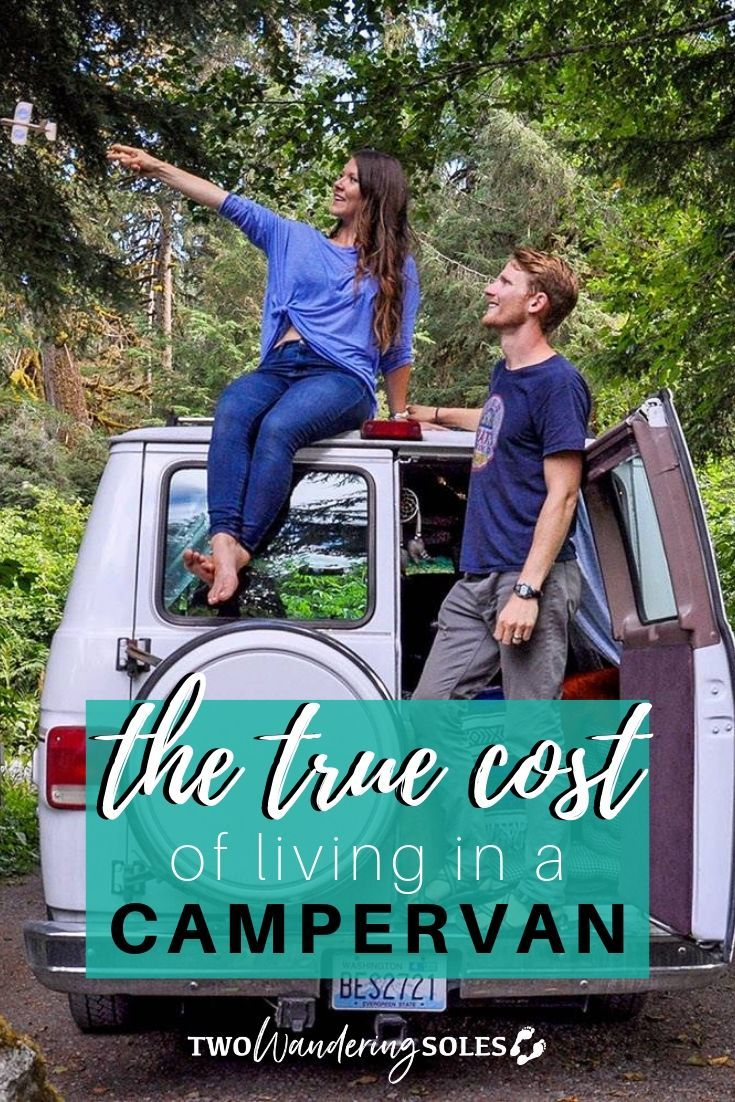 Living In A Van Road Trip Budget Daily Costs Of Vanlife With