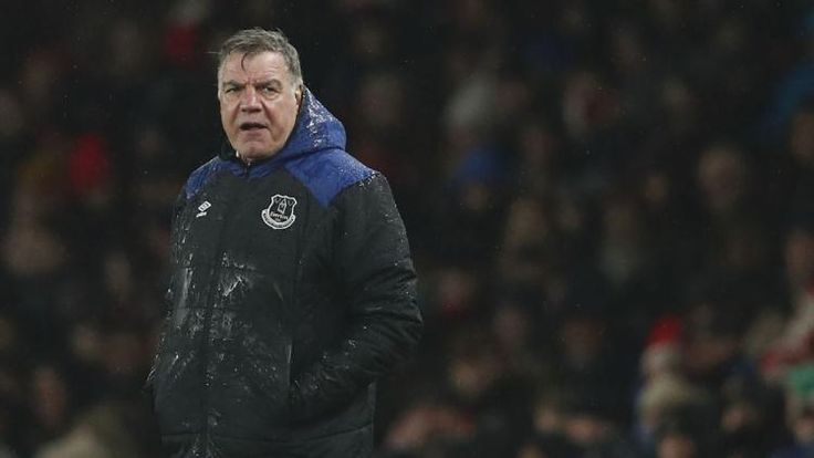 Sam Allardyce completely outclassed as Everton embarrassed by Gunners: Pierre-Emerick Aubameyang's goal on his Arsenal debut was upstaged…