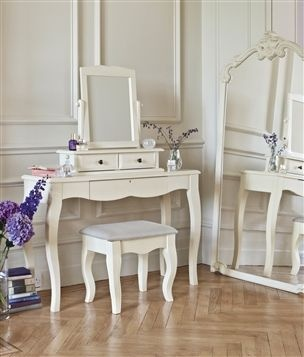 Isabella® Ivory Dressing Table Mirror £99