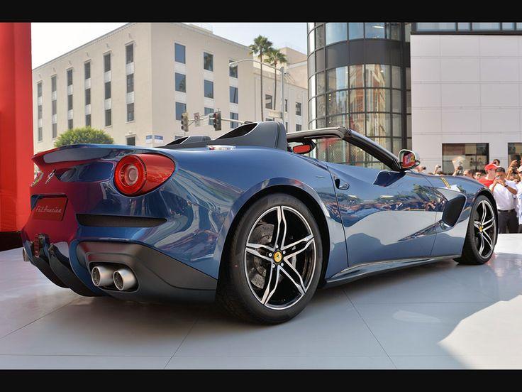 Ferrari F60.