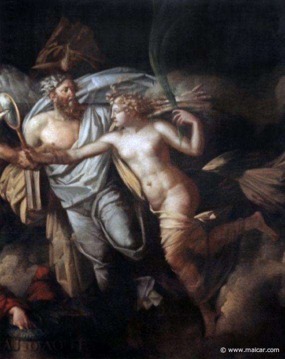 4436.jpg - 4436: Philippe-Auguste Hennequin 1762-1833: La Philosophie écartant les images qui cachaient la Vérité. Musée des beaux arts, Rouen.