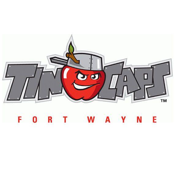 Fort Wayne TinCaps | 26 Of The Most Ridiculous Minor League Baseball Logos You'll Ever See