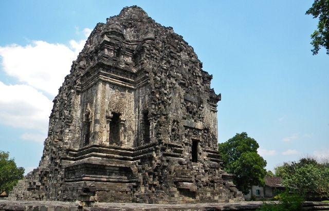 The Oldest Buddhist Temple in #Yogyakarta, Candi Kalasan