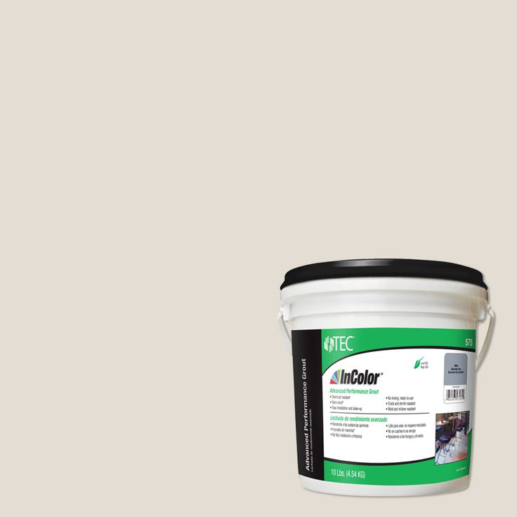 TEC 10-lb Sterling Colorant Premixed Grout