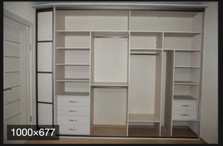 шкаф 3 метра