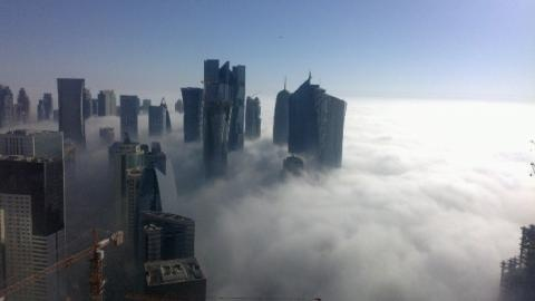 fog in Qatar | Qatar Living