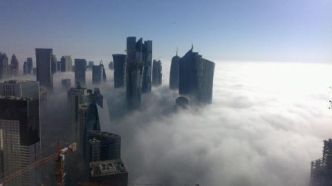 fog in Qatar | Qatar Living