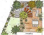 Handtuch-Garten clever aufteilen - Seite 3 - Mein schöner Garten