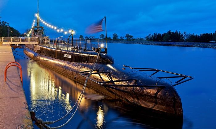 USS Silversides Submarine Museum - Beachwood-Bluffton: Admission for Two, Admission for Four, or Family Pack at USS Silversides Submarine Museum (Up to 43% Off)
