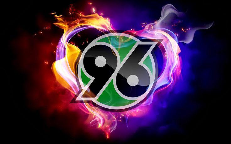 Hannover 96 Flame Logo Desktop
