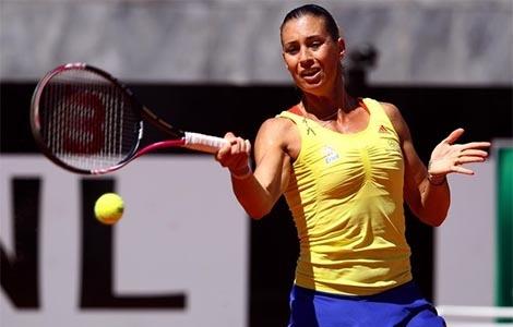 Flavia Pennetta e Andreas Seppi continuano a far sognare il Foro Italico.  Forza ragazzi, è per questo che amiamo il Tennis. è per questo che è nato il progetto PlayTennis.it (www.playtennis.it)!