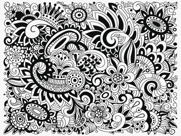 Découverte du zentangle