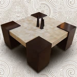 25 melhores ideias de mesas de centro modernas no for Mesas de centro bonitas