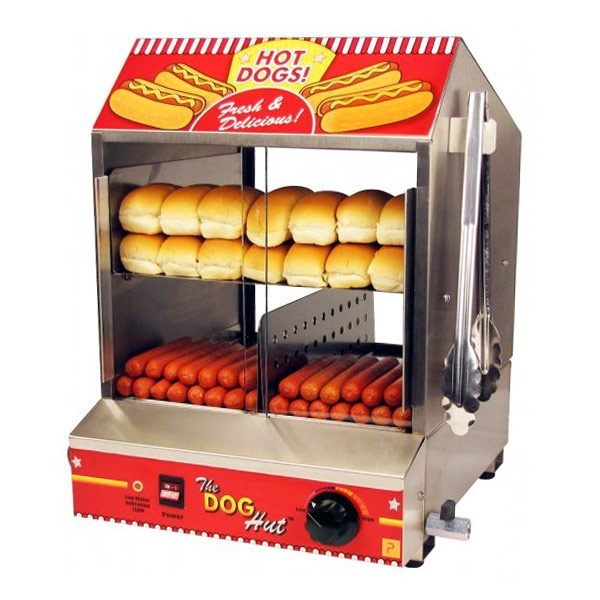 Hot Dog Steamers Uk