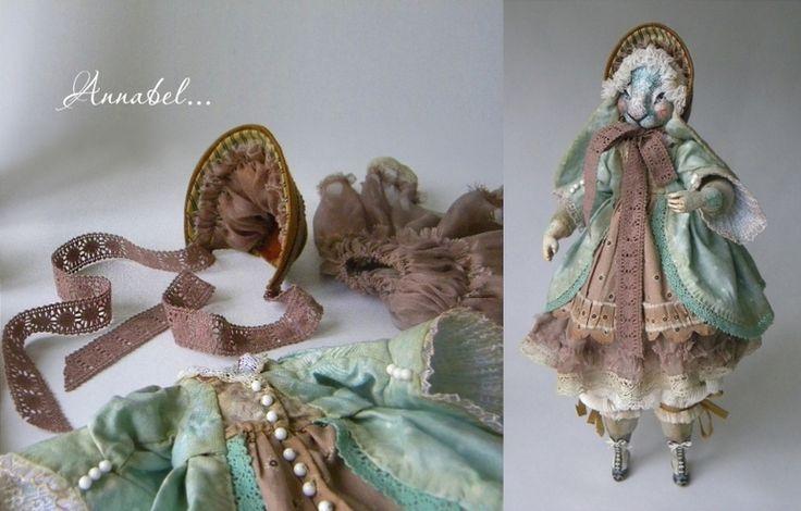 Будуарная кукла Аннабель.