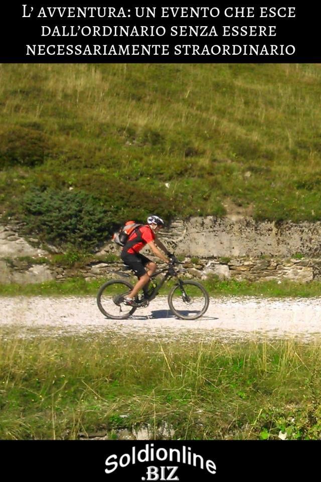 La Vita è Come Andare In Bicicletta Se Vuoi Stare In Equilibrio