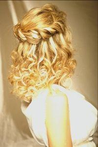 Модные красивые свадебные и вечерние прически с распущенными волосами