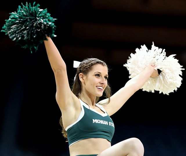Recommend Michigan state spartans cheerleaders