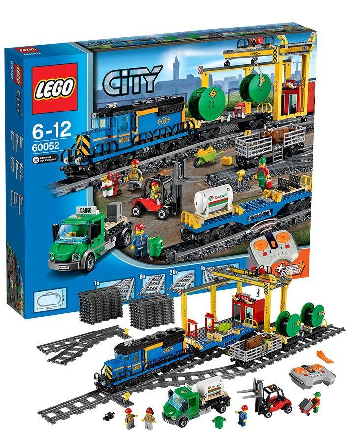 LEGO 60052 City Gueterzug