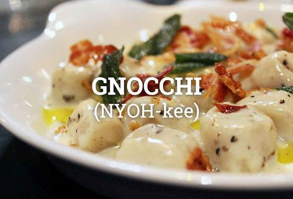 A Helpful Pronunciation Guide To Popular Italian Dishes - DesignTAXI.com