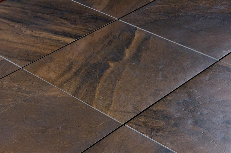BuildDirect – Porcelain Tiles - Medieval Series – Exotic Copper - Angle View