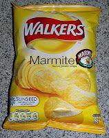 marmite walkers crisps