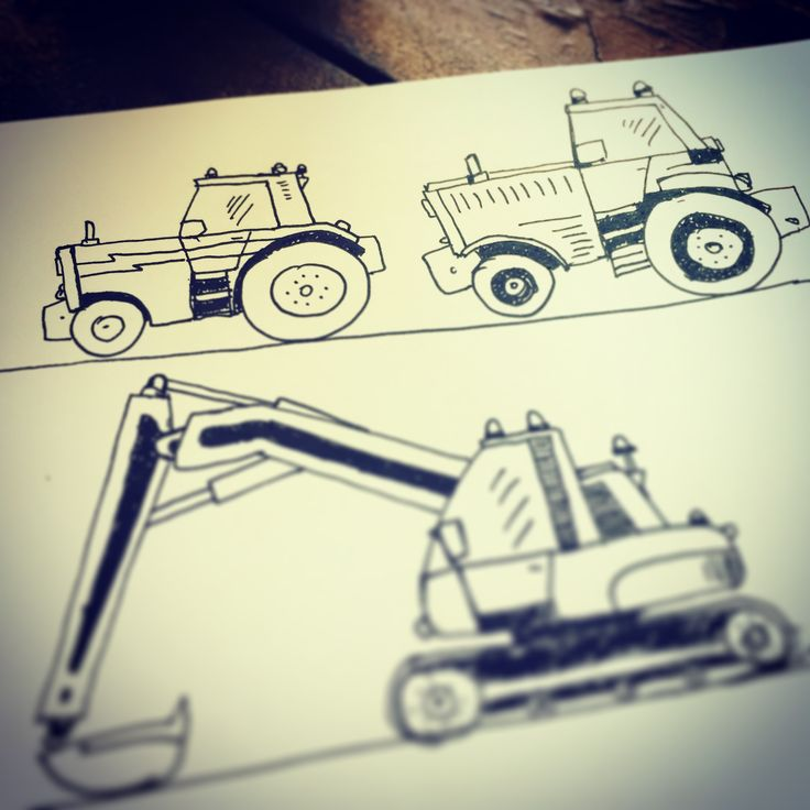 #transport #wip #daily #dailysketch #graphicnovel #speedsketch #workinprogress #tinymachines #machine #tinymachinery #drawings #illustration #graphicdesigner #sketches #sketch #graphicsdesign #graphicartist #kidsroomdecor #giftforkids #sepia #construction #woodtable #gator #unipin #excavator #backhoe #blackmagic