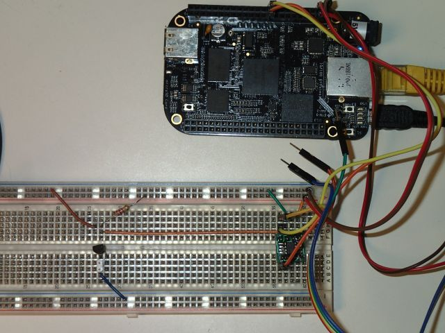 Debuging the I2C to 1-Wire Bridge