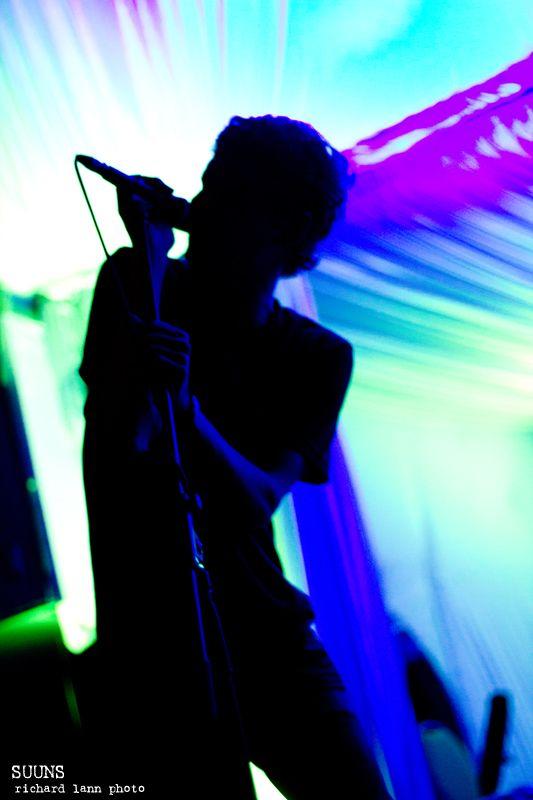 Suuns   Halifax, Nova Scotia #ConcertPhotography #HPX