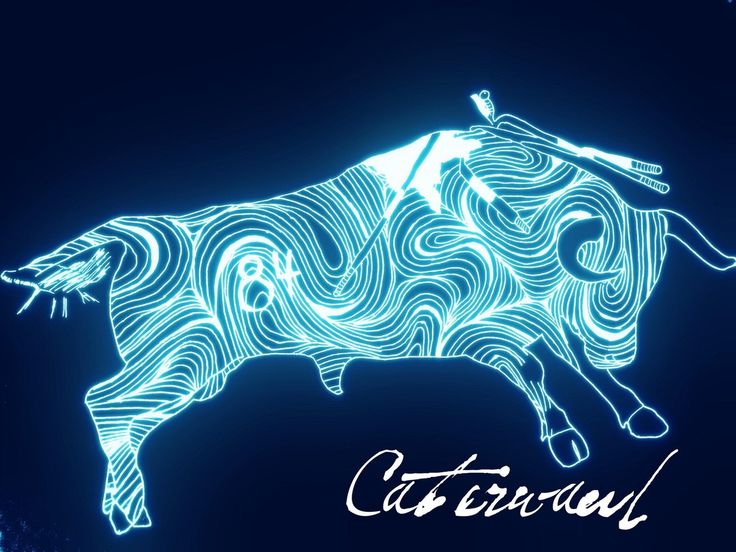 """Caterwaul -- """"final Charge"""" - 16x24 Pencil Drawing And Digital Filter"""