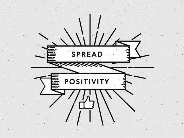 Spread positivity illustration by Jenna Bresnahan