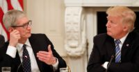 Lamministrazione Trump contatta Tim Cook per una consulenza sulla STEM Education