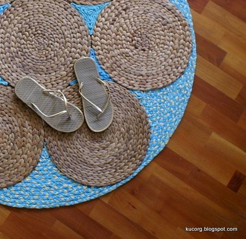Csináld magad:  Terülj, terülj szőnyegem!