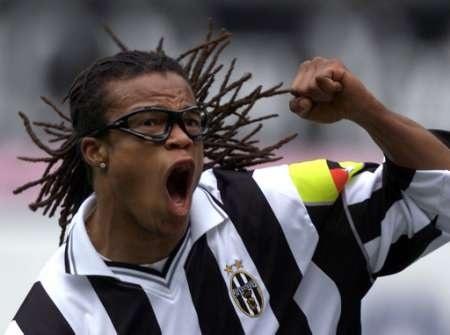 Edgar 'Pitbull Davids  Juventus: 1998 - 2003