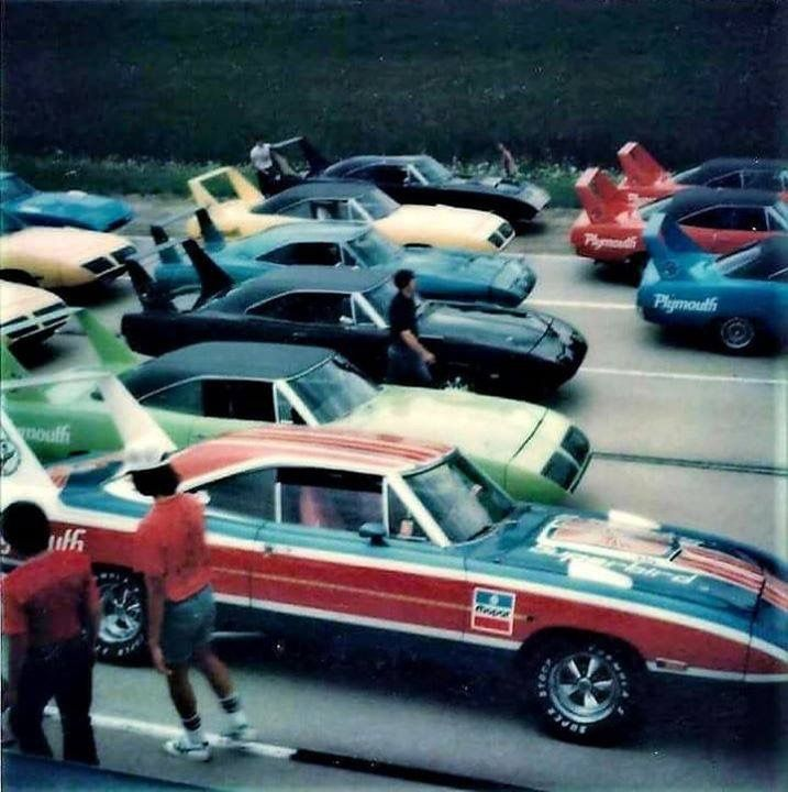 Pin By George Whitehouse On Superbird's & Daytona's