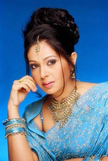 rupini tamil actor