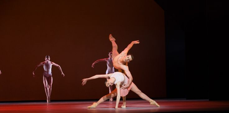 Ma Cong's In the Best Moments performed by Queensland Ballet