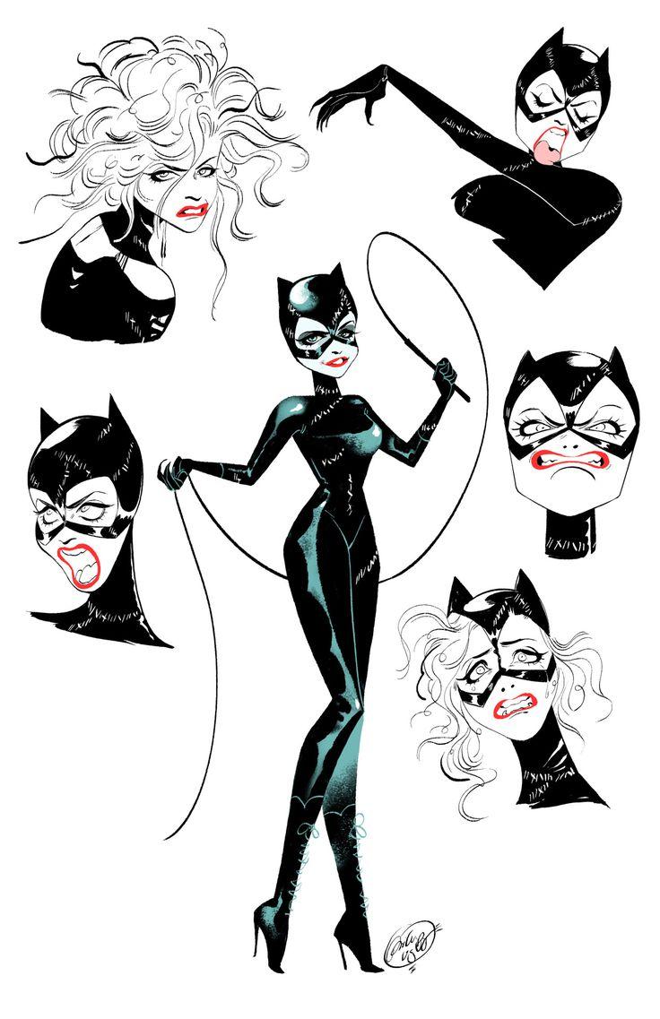 Michelle Pfeifer Catwoman - Batman Returns