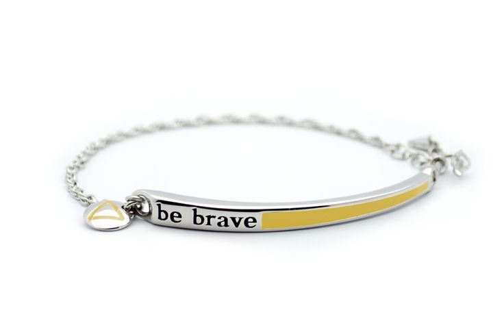 Bravelets donates $10 from each item purchased back to the associated cause! Endometriosis Foundation Of America