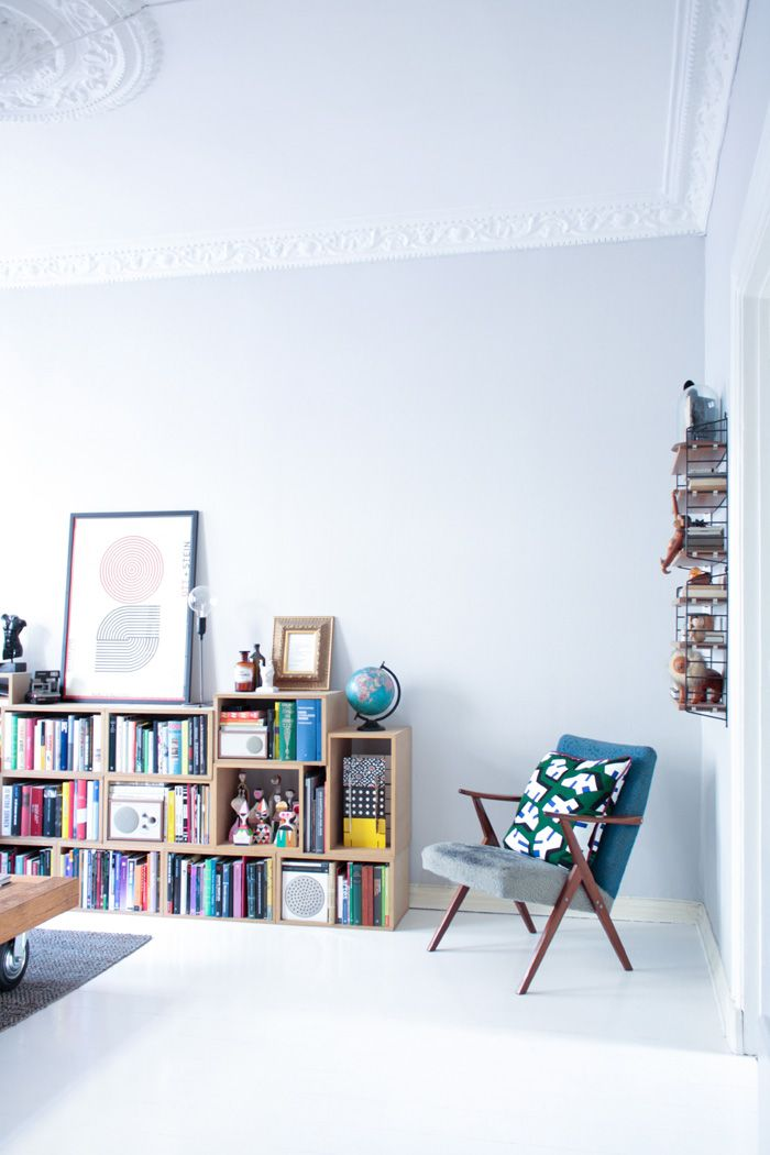 "A ""Charmingly Off-Level"" Oslo Apartment | Design*Sponge"