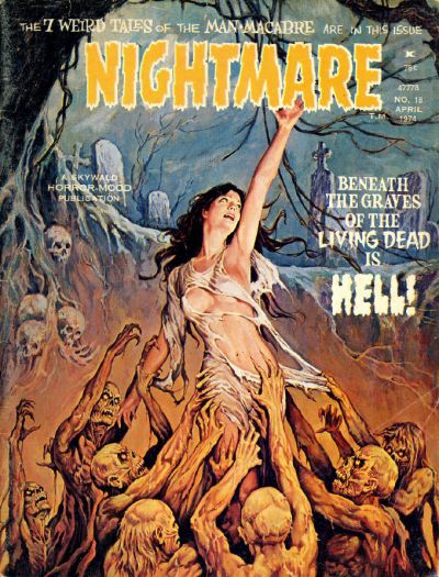 Nightmare Magazine #13