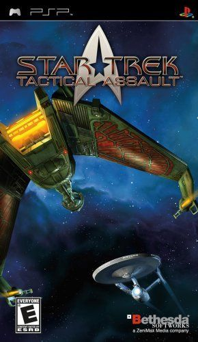 Featured Anytime Video Game: Star Trek Tactical Assaul... - Psp Pre-Owned: $5.42: Goodwill Anytime featured item:… Free Standard Shipping