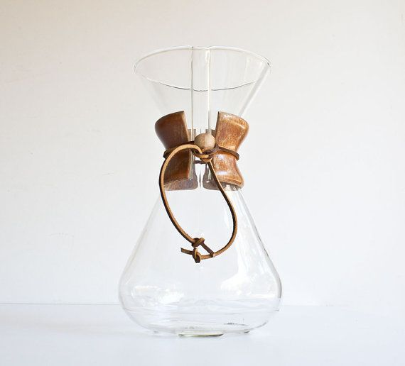 Modern Glass Coffee Maker : 17 Best images about Glass Coffeemakers - Glas Kaffeebereiter on Pinterest Auction, Coffee ...