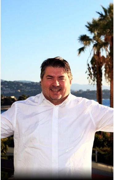 Alain Llorca, chef doublement étoilé au Café Llorca à Monte Carlo