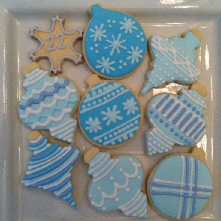 Christmas Cookies - Marta's Cakehouse