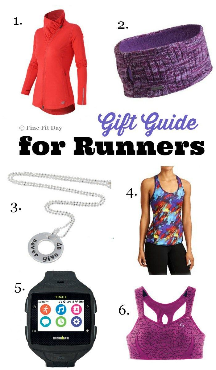 Gift Guide for Runners - Whether you're searching for the perfect gift for a special runner in your life, or you're looking for a little present to yourself, check out this list of running must-haves! Perfect for birthdays, Christmas, Hannukah, or just because! | fitness | runchat | holidays |