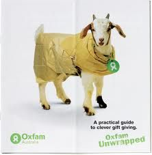 oxfam advert