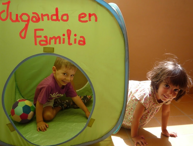 Jugando en Familia