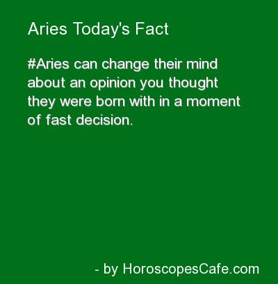 Aries Daily Fun Fact... Just having epiphanies about my hubby everyday through his creepily accurate horoscope!